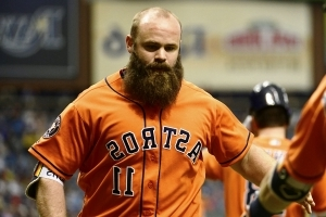 MLB wrap: Astros win in 10, pad lead over hot Mariners