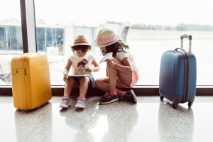 What To Pack When You're Travelling With Little Kids