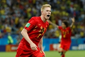 Belgium eliminates Brazil from World Cup, wins 2-1