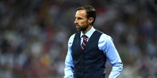 Sales are surging as the England captain proves himself an unlikely style muse: How Gareth Southgate's waistcoat a World Cup hit