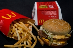 'Nature Refused to Take This Burger.' Man Selling a 6-Year-Old McDonald's Cheeseburger Has Learned a Lot