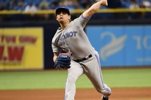 Report: Blue Jays' Osuna to begin rehab stint July 14