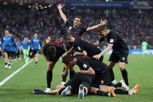 Croatia nabs final World Cup semifinal slot, eliminates host Russia in shootout