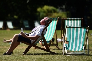 Ireland weather forecast: Ireland hotter than Morocco today with 28C temperatures as Met Eireann confirms heatwave to last ALL of next week