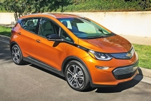 Chevrolet Bolt Production Gets a 20 Percent Boost