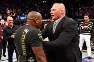 Cormier will only fight Lesnar 'if he's clean'