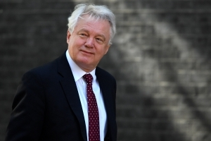 David Davis RESIGNS: Brexit Secretary plunges Theresa May's government into chaos amid fury at 'soft' compromise on leaving the EU that was agreed at Chequers summit