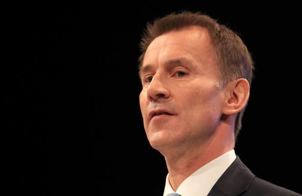 Jeremy Hunt moves to the Foreign Office from the Department of Health and Social Care (Peter Byrne/PA)