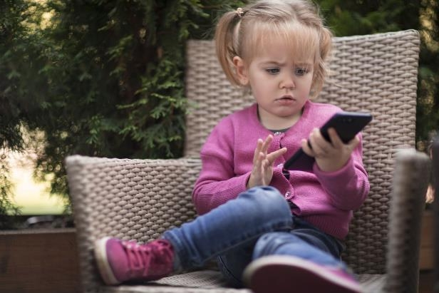 Screen Time Is Making Your Kids Moody And Insane
