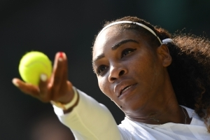 The mother of all battles as qualifier confronts Serena