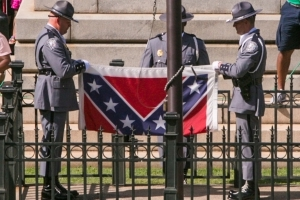 Confederate flag coming back to the South Carolina State House on Tuesday