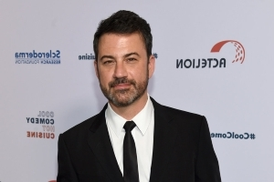Jimmy Kimmel responds to Trump's attack at rally: 'That never happened'