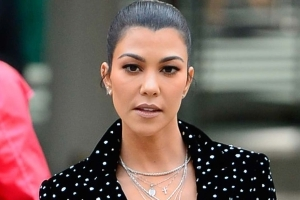 Kourtney Kardashian Shuts Down Mom Shamer on Instagram