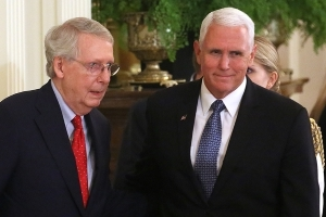 McConnell to meet with Trump's Supreme Court pick Tuesday