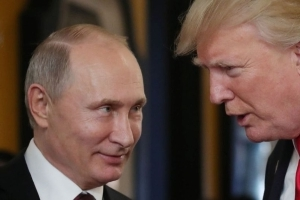 NYT: Trump told Putin some of his own aides are 'stupid people'