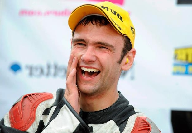 The late William Dunlop