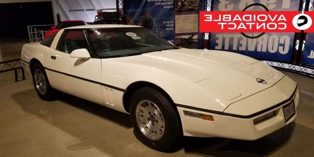 All C4 Corvettes built in 1983 were preproduction models, used for testing and then destroyed. But this one slipped through the cracks.: The Importance of the World's Only 1983 Corvette