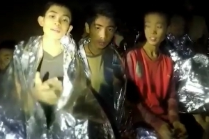 Discovery Channel fast-tracks Thai cave rescue documentary