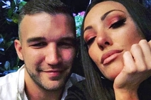 'I will see you very soon my angel': Tragic Love Island star's boyfriend posted final heart-breaking message just days before he was also found dead after attending her funeral