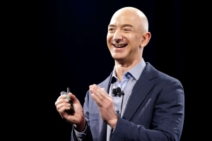 Jeff Bezos is now $50 billion richer than anyone else on Earth