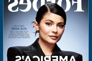 Kylie Jenner Covers Forbes As The Next Youngest Self-Made Billionaire
