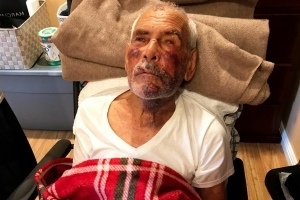 Woman arrested in beating of 91-year-old Mexican man in California