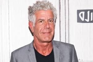 Emmys: Anthony Bourdain Posthumously Nominated for 'Parts Unknown'