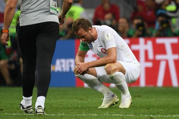 England's World Cup semi-final defeat against Croatia left captain Harry Kane 'gutted'
