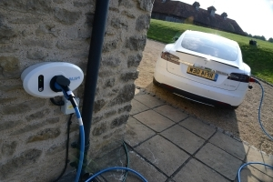 EV chargers to become mandatory on new homes