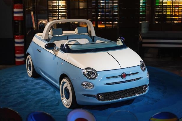 Cars New Fiat 500 Spiaggina Special Edition Models Revealed