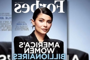 Forbes ripped for calling Kylie Jenner