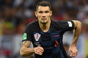 I am one of the world's best - Lovren