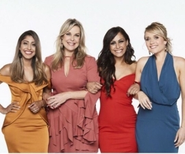 Meet the women who star on the show. Emma, Sunnie, Nikki and Sheridan are jumping back into the dating pool with the aide of