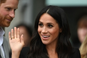 Meghan Markle sipped on Guinness during lunch in Camden Street, Dublin restaurant Delahunt - here's what the Royal couple ate