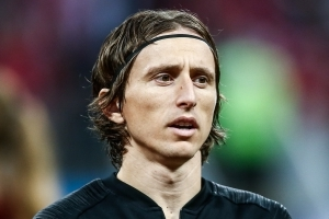 Modric blasts English journalists for lack of 'respect'