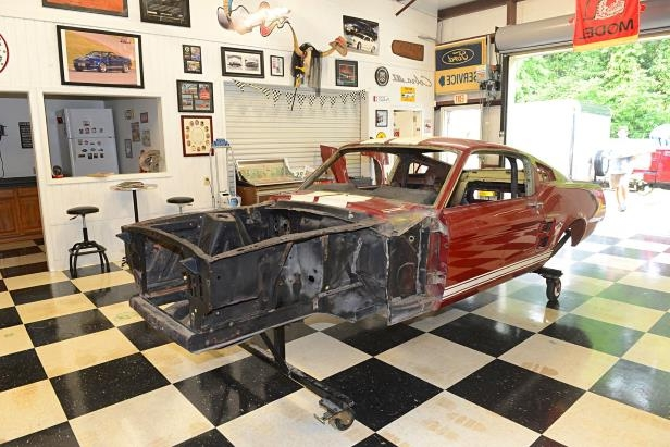 Slide 28 of 44: 1967-gt350-mustang-rare-find-035.jpg