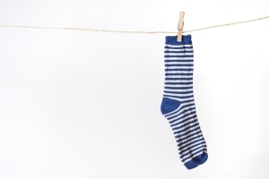 A Single Sock Could Be the Key to a Good Night's Sleep During a Summer Heatwave