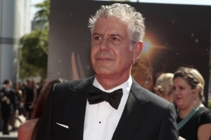 Anthony Bourdain Gets Posthumous Emmy Nomination For 'Parts Unknown'