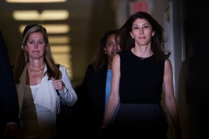 Former FBI lawyer Lisa Page meeting with House panels about anti-Trump texts