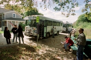 Martha's Vineyard bus driver fired after racist remark to potential passenger