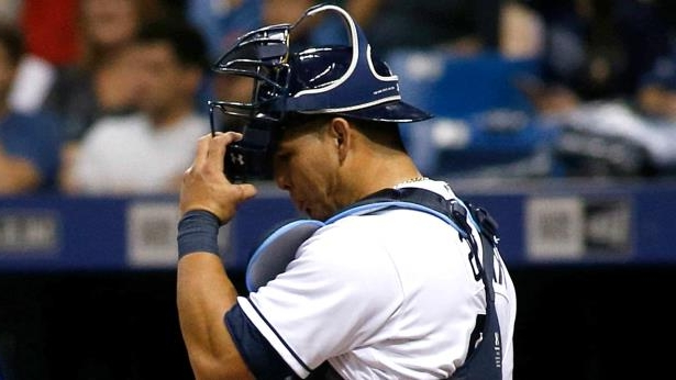 MLB trade rumors: Astros interested in Rays catcher Wilson Ramos
