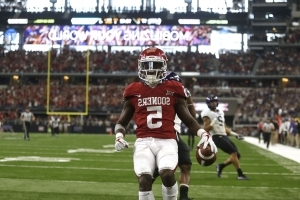 Oklahoma tops Big 12 preseason poll