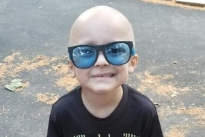 Parents write bittersweet obituary for 5-year-old boy who died of cancer