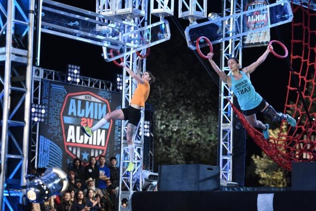 Slide 102 of 124: American Ninja Warrior