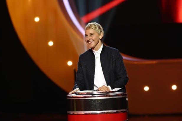 Slide 103 of 124: Ellen DeGeneres,