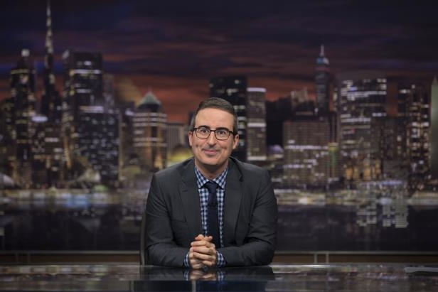 Slide 116 of 124: Last Week with John Oliver
