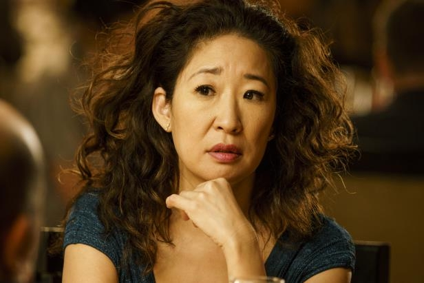 Slide 52 of 124: Sandra Oh,