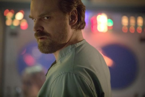 Slide 56 of 124: David Harbour,