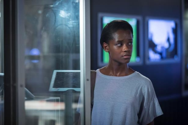 Slide 94 of 124: Letitia Wright,