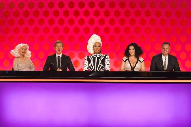 Slide 99 of 124: RuPaul's Drag Race